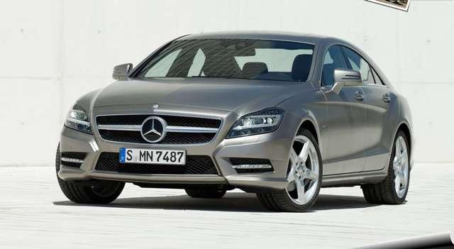 Mercedes-Benz thu hồi hàng loạt xe CLS- Class do lỗi hệ thống đèn phía sau