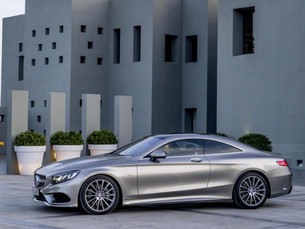 Siêu xe thể thaoSiêu xe thể thao Mercedes-Benz S550 4MATIC Coupe