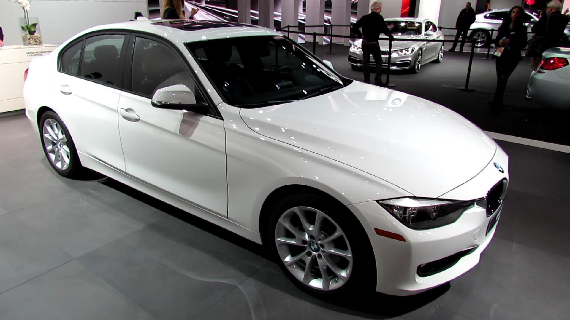 BMW 320i 2014 khiến người dùng không khỏi ngỡ ngàng với cách thiết kế khoa học