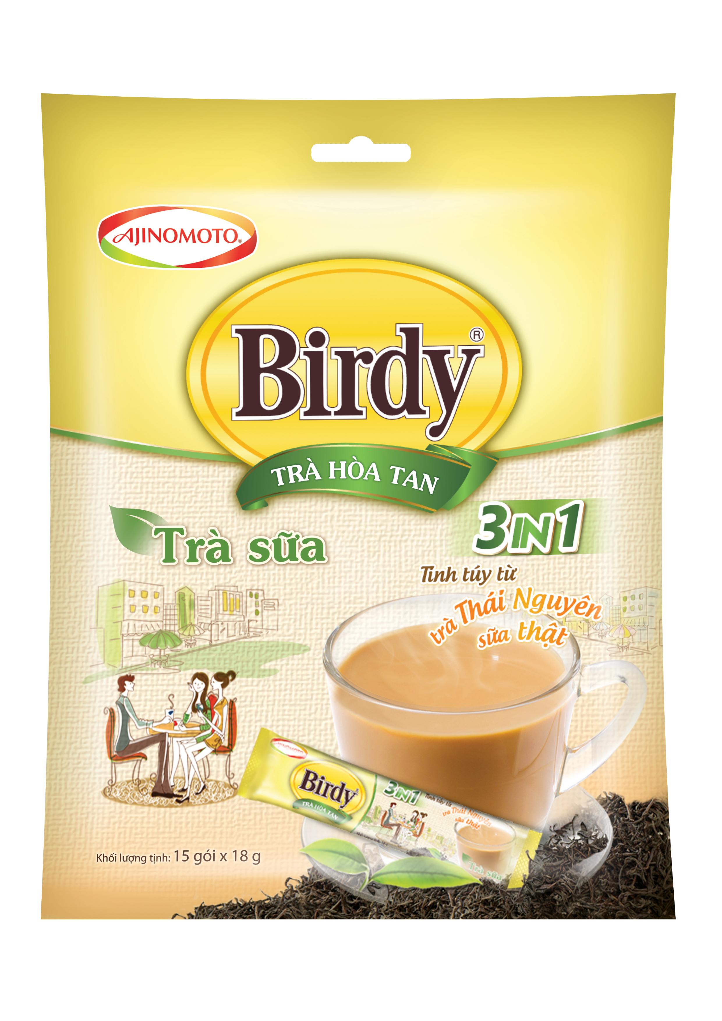 Trà sữa Birdy 3in1