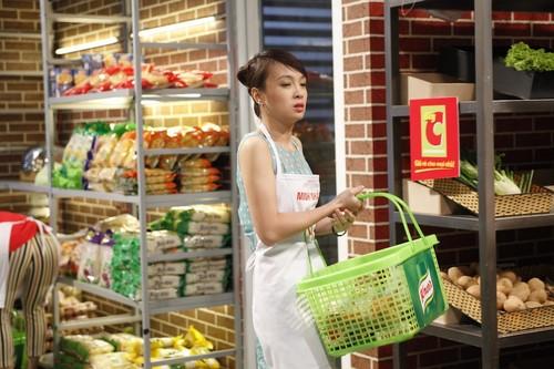 Minh Nhật lại chú trọng tới khẩu vị của từng người và giá trị dinh dưỡng món ăn mang lại