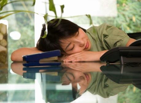 Ngủ trưa có lợi cho sức khỏe