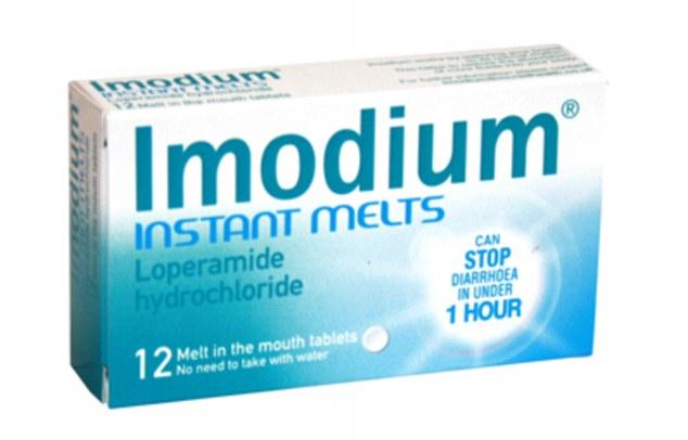 Sử dụng thuốc tiêu chảy Imodium quá liều có thể tử vong
