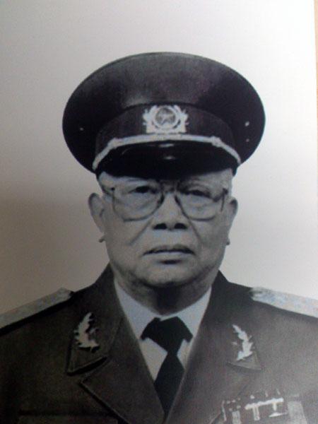Thượng tướng Nguyễn Nam Khánh