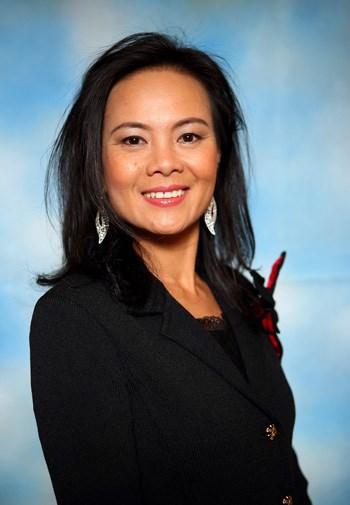 Nhà khoa học nữ người Mỹ gốc Việt - Giáo sư Nguyễn Thục Quyên nổi tiếng trên thế giới