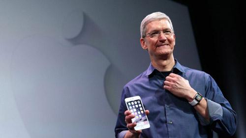 Apple là công ty có tăng trưởng lợi nhuận lớn nhất thế giới