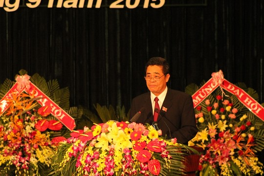 Ông Lê Thanh Quang