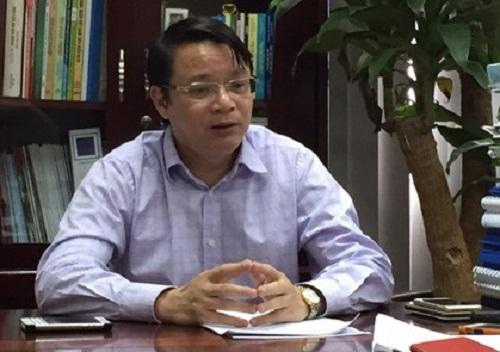 Ông Tạ Việt Dũng - Cục trưởng Cục Ứng dụng và Phát triển công nghệ, Bộ Khoa học và công nghệ.