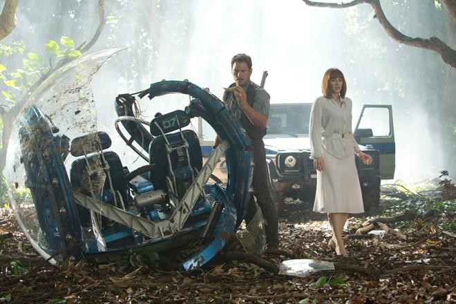 Thế giới kỷ Jura là phần thứ tư trong loạt phim Công viên khủng long huyền thoại