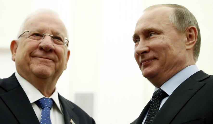 Nga rút quân khỏi Syria, Israel lo ngại Hezbollah, Iran bị kích động