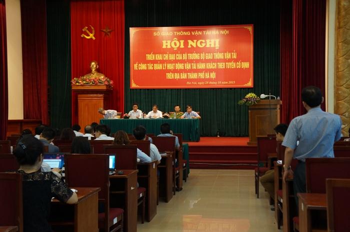 sở gtvt Hà Nội