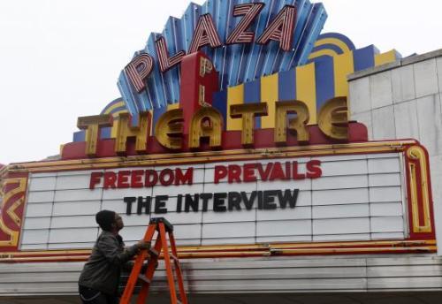 Sony quyết định phát hành bộ phim The Interview