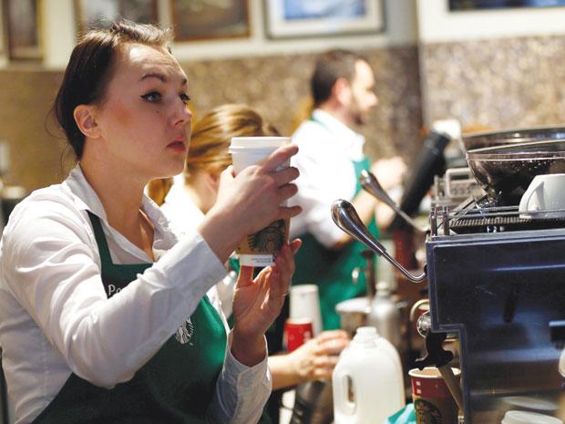 Starbucks âm thầm bán cà phê có gas