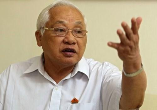 TS. Phạm Sỹ Liêm, Phó chủ tịch Tổng hội Xây dựng, nguyên Thứ trưởng Bộ Xây dựng