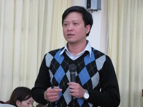 TS. Phạm Mạnh Hà