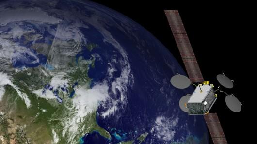 Tin khoa học mới nhất đề cập đến hai vệ tinh nhân tạo sử dụng động cơ điện đầu tiên thế giới