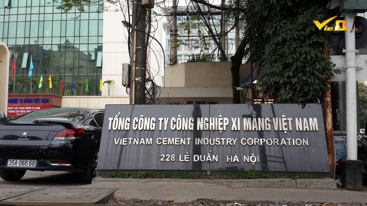 Công ty xi măng Việt Nam