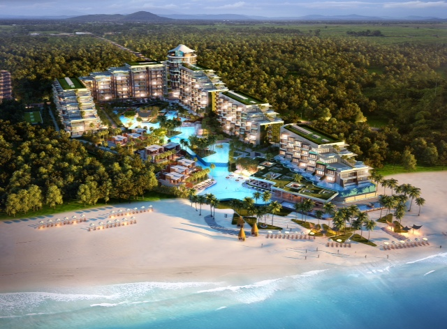 Condotel Premier Residences Phu Quoc Emerald Bay