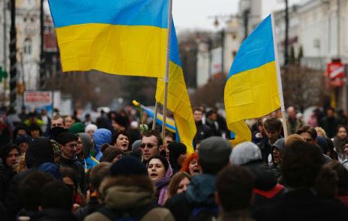 khủng hoảng chính trị ở ukraina