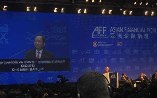 Việt Nam tham dự diễn đàn tài chính châu á