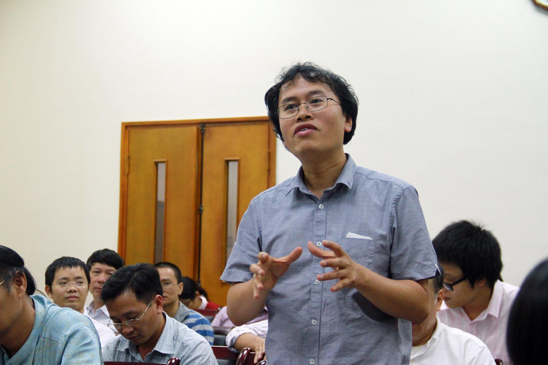 GS Đàm Thanh Sơn từng đạt HCV Olympic Toán quốc tế IMO