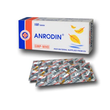TP.HCM đình chỉ một số lô thuốc viên nén Anrodin do không đạt chất lượng