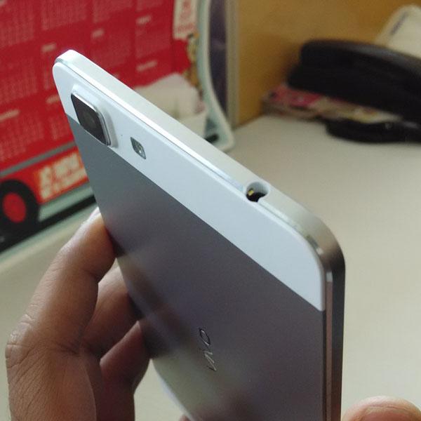 Vivo X5 Max được xem là smartphone mỏng nhất thế giới
