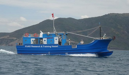 Câu cá ngừ đại dương công nghệ Nhật Bản cho năng suất lớn