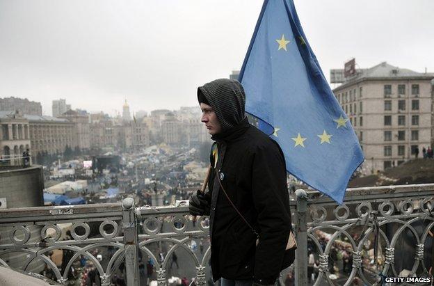 căng thẳng Ukraine