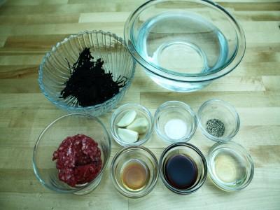 Cách làm món canh rong biển nấu thịt bò thanh mát, bổ dưỡng