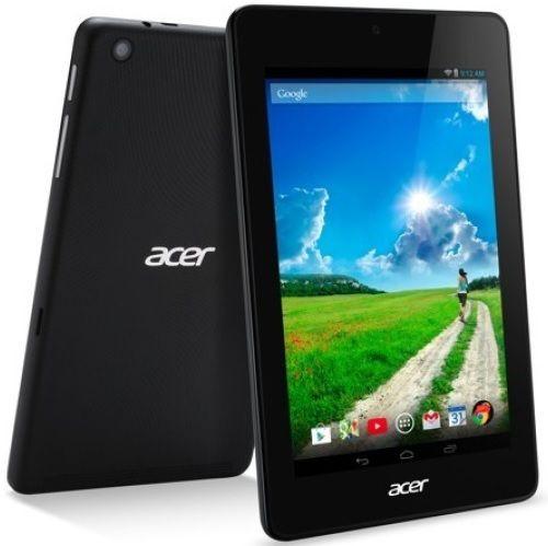 Acer Iconia One 7 sang trọng trong top máy tính bảng giá rẻ 2015