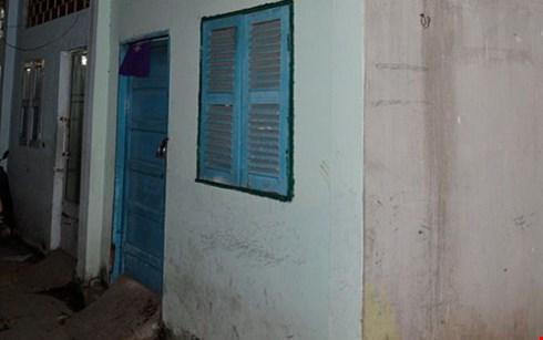 Hiện trường căn nhà nơi xảy ra vụ án mạng kinh hoàng nghi là chồng giết vợ rồi tự sát theo