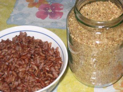 Ăn gạo lứt chữa vô sinh?