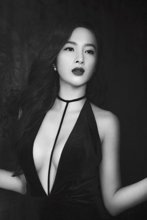 Angela Phương Trinh: Cổ điển nhưng vẫn 'hở bạo'