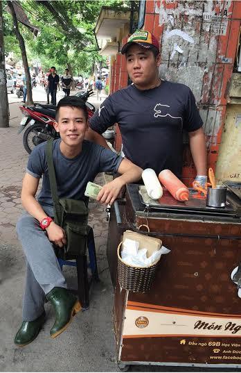 Những quán thịt xiên nướng ngon nổi tiếng Hà Nội