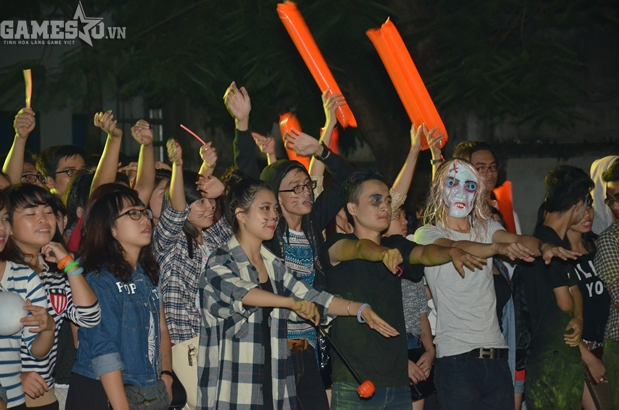 Không khí sôi động tại Lễ hội Halloween Đại học Văn hóa Hà Nội