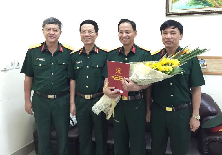 Nguyễn Đình Chiến, phó tổng giám đốc Viettel