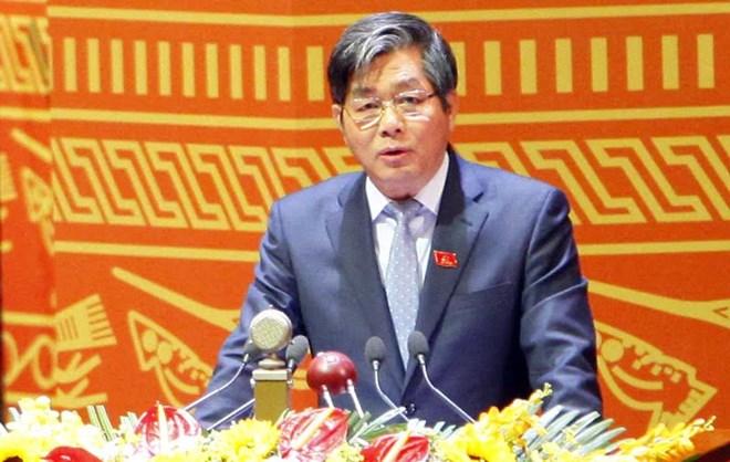 Bộ trưởng Bùi Quang Vinh