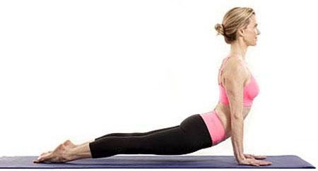 Bài tập yoga tăng cân hoàn toàn có thể thực hiện tại nhà với những chị em bận rộn