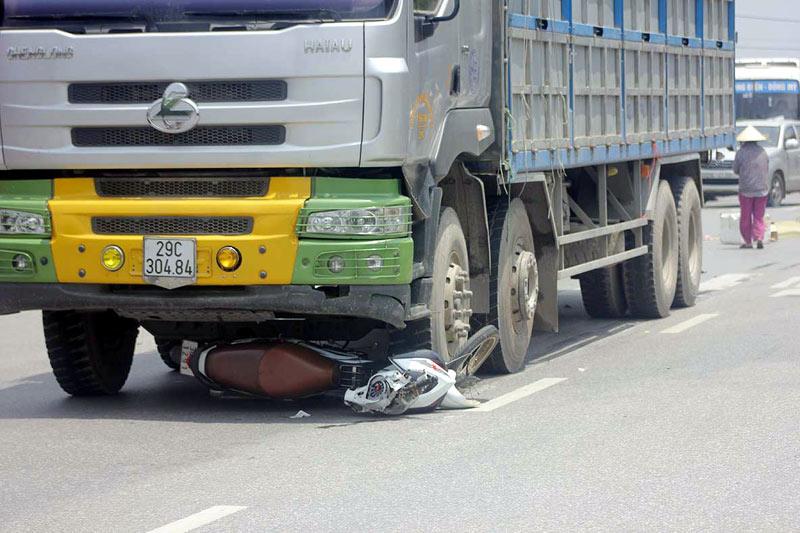 Nhiều vụ tai nạn giao thông nghiêm trọng đã xảy ra trên tuyến đường Ngọc HồiNhiều vụ tai nạn giao thông nghiêm trọng đã xảy ra trên tuyến đường Ngọc Hồi