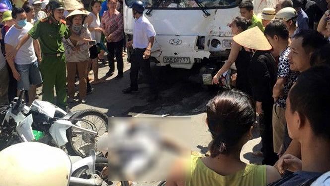 Hiện trường vụ tai nạn giao thông nghiêm trọng khiến 7 người bị thương ở Cát Bà