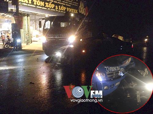 Hiện vụ tai nạn giao thông vẫn đang được các cơ quan chức năng điều tra làm rõ