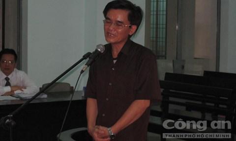 Bị cáo Lê Đức Chiều bị phạt 1 năm tù treo vì gây tai nạn giao thông đường sắt nghiêm trọng