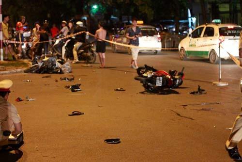 Tính từ đầu năm đến nay, trên địa bàn TP Hà Nội đã xảy ra hơn 1.500 vụ tai nạn giao thông