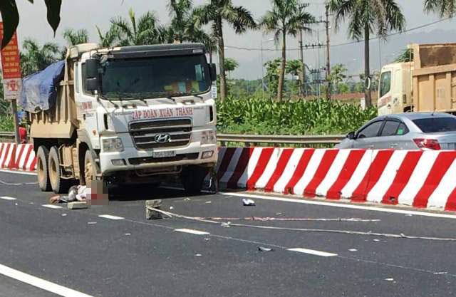 Nguyên nhân vụ tai nạn giao thông chết người đang được điều tra làm rõ