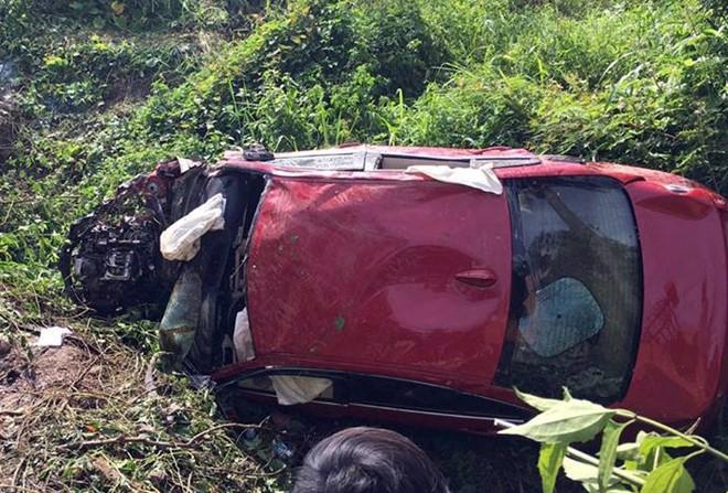 Hiện trường vụ tai nạn giao thông thảm khốc khiến 7 người và bị thương