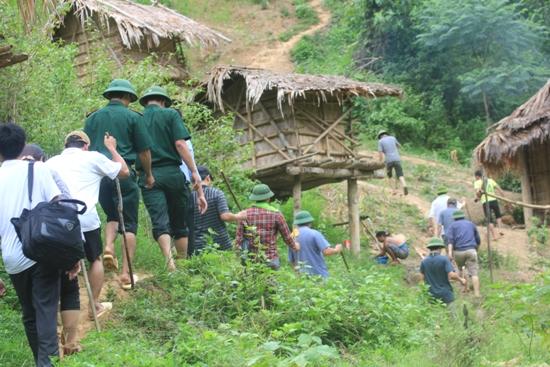 Bản Phồng xã Tam Hợp, huyện Tương Dương, tỉnh Nghệ An