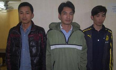 Đánh người lái xe cứu thương, ba đối tượng đã bị bắt giữ