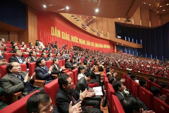 Đại hội Đảng 12 của Đảng Cộng sản Việt Nam thu hút sự quan tâm của dư luận quốc tế