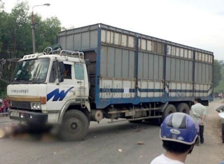 Tài xế xe tải gây ra vụ tai nạn nghiêm trọng đã bị công an huyện Ba Tơ bắt giữ